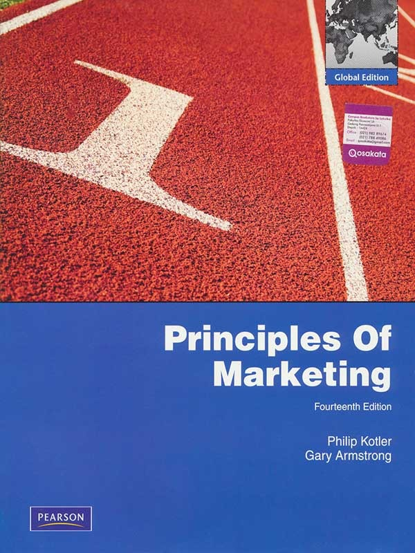 Principles of Marketing 14e Global Edition with My Marketing Lab/KOTLER