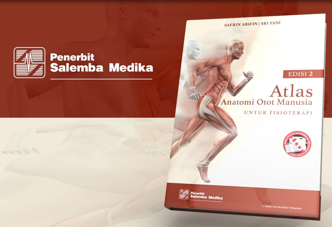 Atlas Anatomi Otot Manusia untuk Fisioterapi