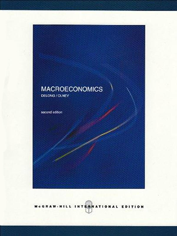 Macroeconomics 2e/DELONG