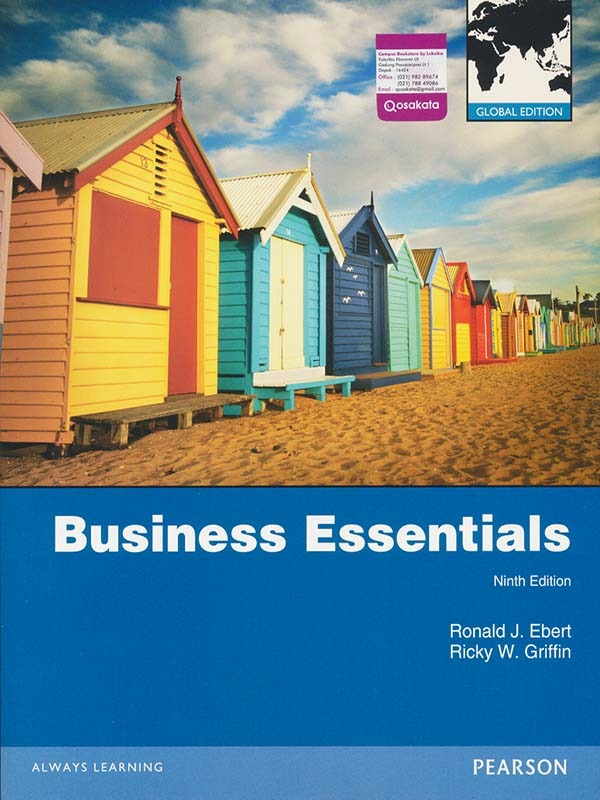Business Essentials 9e - 2013/EBERT