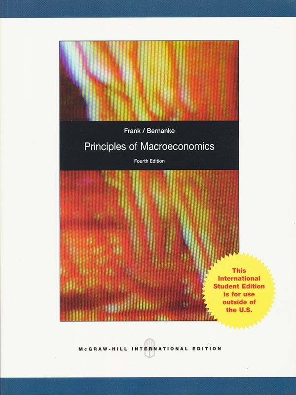 Principles of Macroeconomics 4e/FRANK