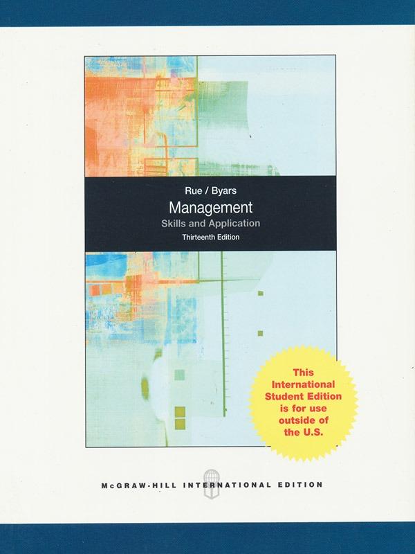 Management 13e/RUE