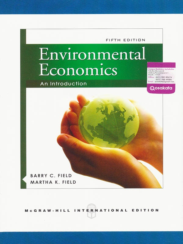 Environmental Economics 5e/FIELD