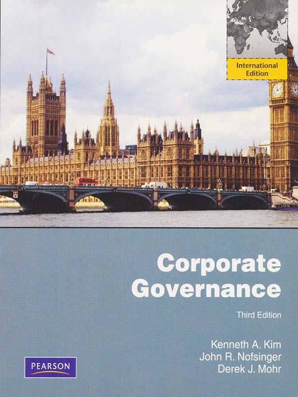 Corporate governance 3e - 2010/KIM