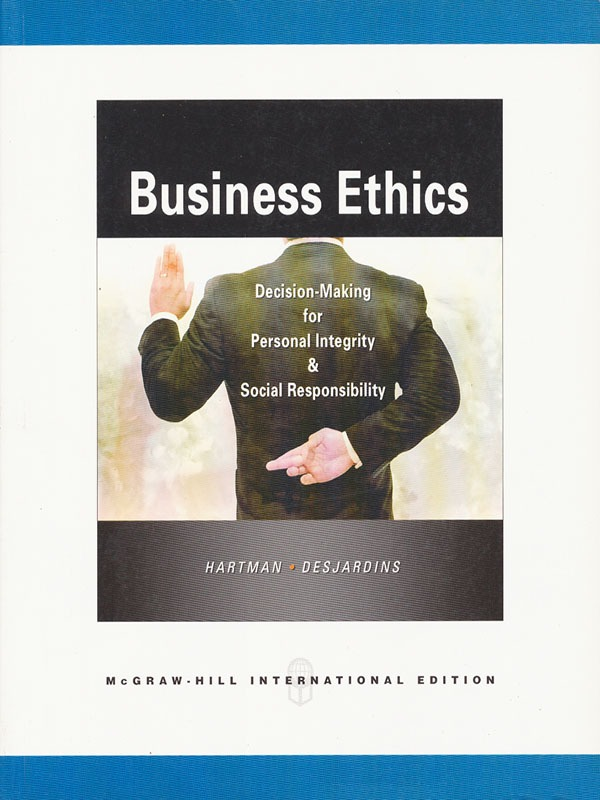 Business Ethics/HARTMAN