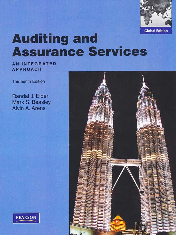 Auditing and Assurance Services 13e/ARENS