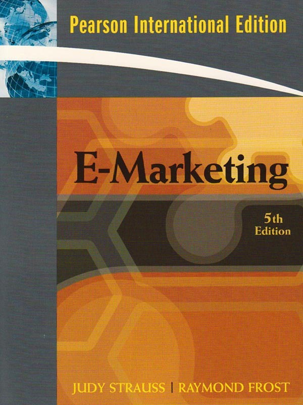 E-Marketing 5e/STRAUS-FROST