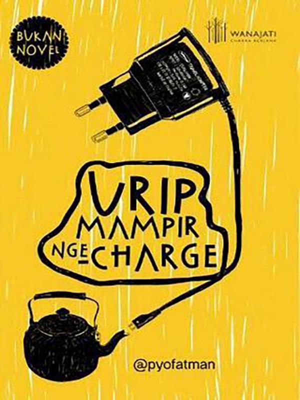 Urip mampir nge-charge