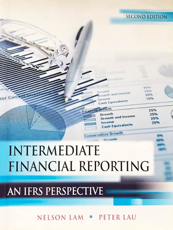 Intermediate Financial Reporting 2e an IFRS Perspective/LAU