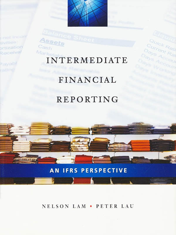 Intermediate Financial Reporting 1e/LAU