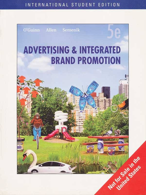 Advertising & Integrated Brand Promotion 5e/O'GUINN