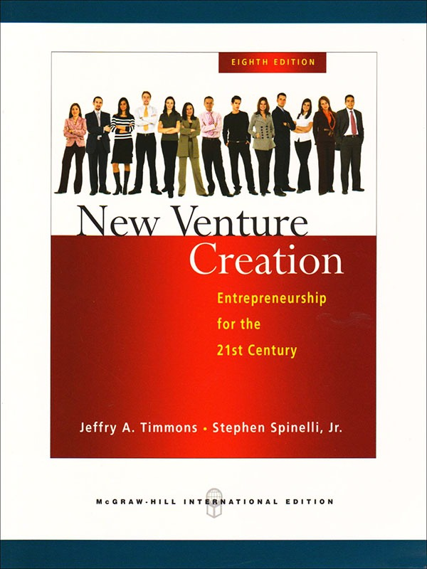 New Venture Creation e8/TIMMONS