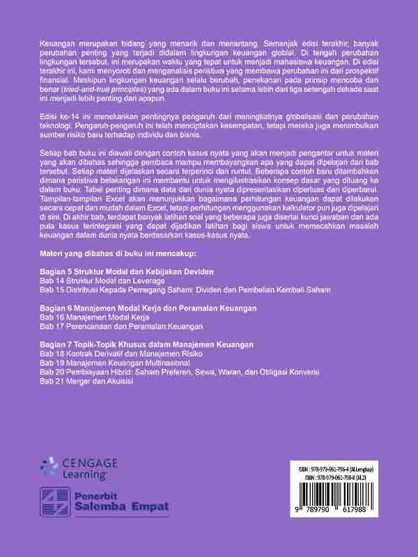 Dasar-Dasar Manajemen Keuangan 2 Edisi 14/Brigham, Houston