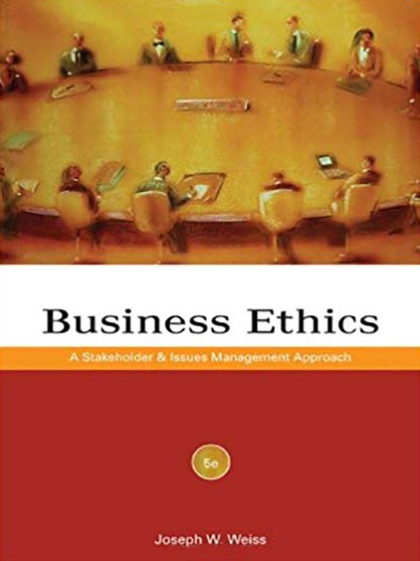 Business Ethics/WEISS