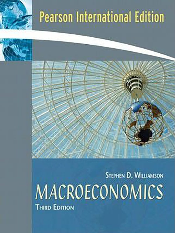 Macroeconomics 3e/WILLIAMSON