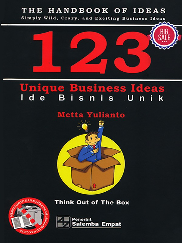 123 Ide Bisnis Unik/Metta Yulianto