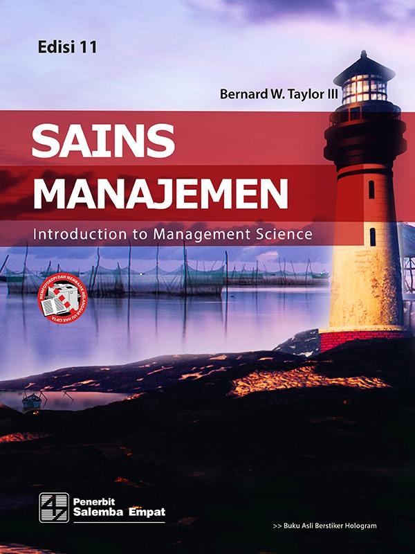 Sains Manajemen E11-Full Print/Taylor
