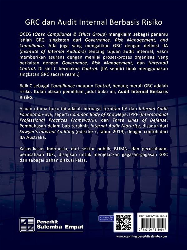 Audit Internal Berbasis Risiko/Theodorus M. Tuanakotta