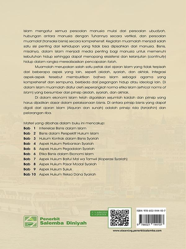 Hukum Bisnis Islam/Muhammad Said