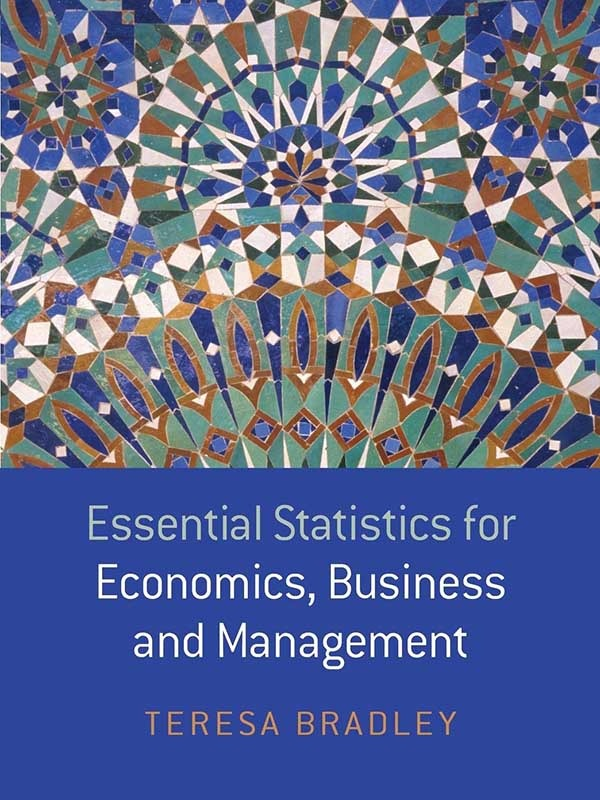 Essential Statistics for Economic & Business/BRADLEY
