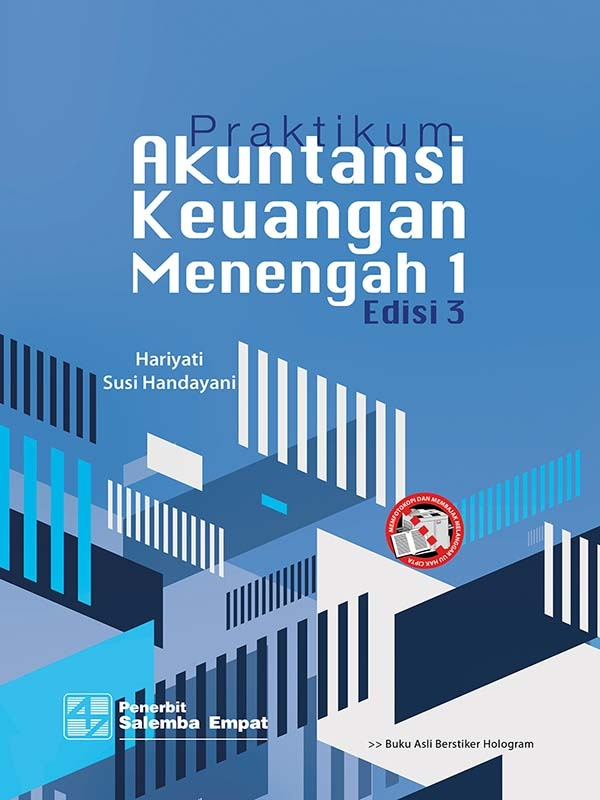 Praktikum Akuntansi Keuangan Menengah 1 Edisi 3/Hariyati
