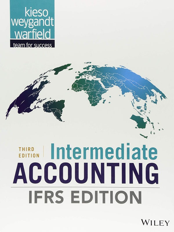 Intermediate Accounting IFRS Edition 3e/Kieso