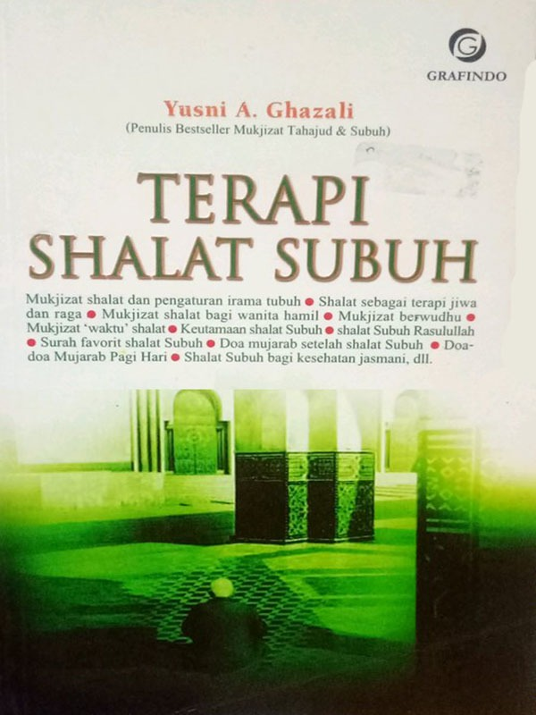 Terapi Shalat Subuh