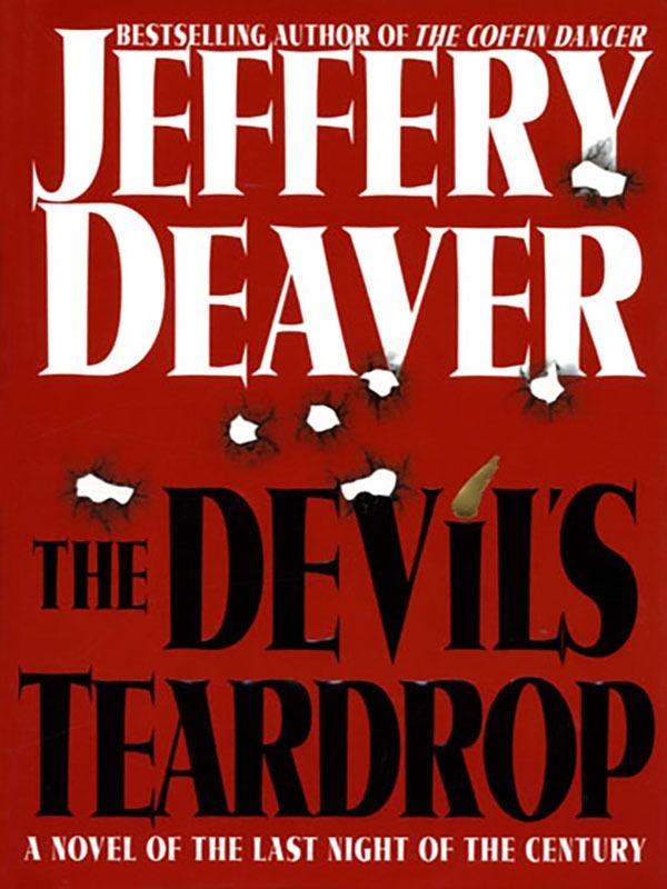 The Devils Teardrop