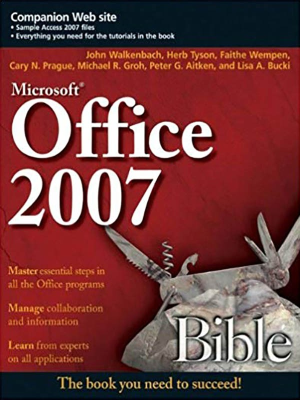 Office 2007/BIBLE