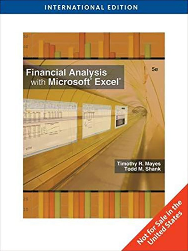 Financial Analysis with Microsoft Excel 2007/MAYES