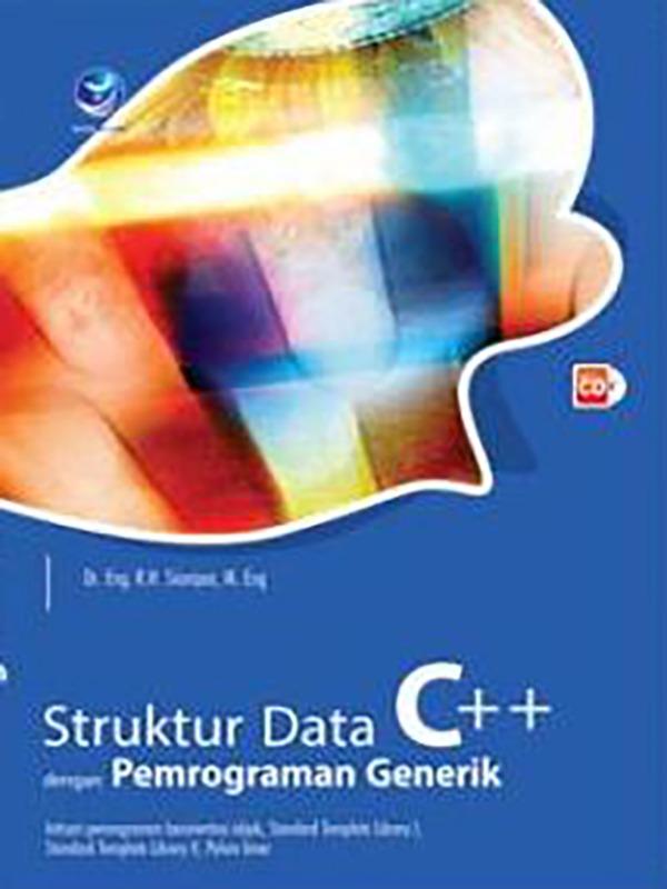 Struktur Data C++ Dengan Pemrograman Generik +cd