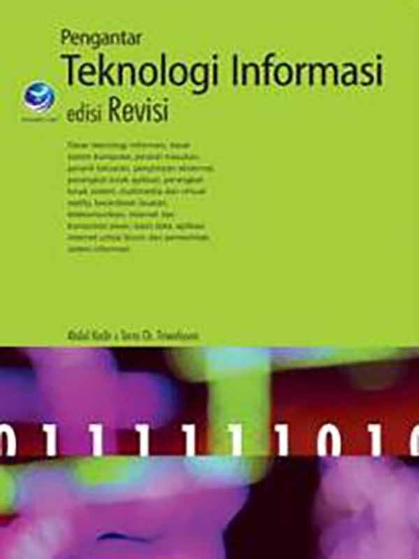 Pengantar Teknologi Informasi edisi Revisi
