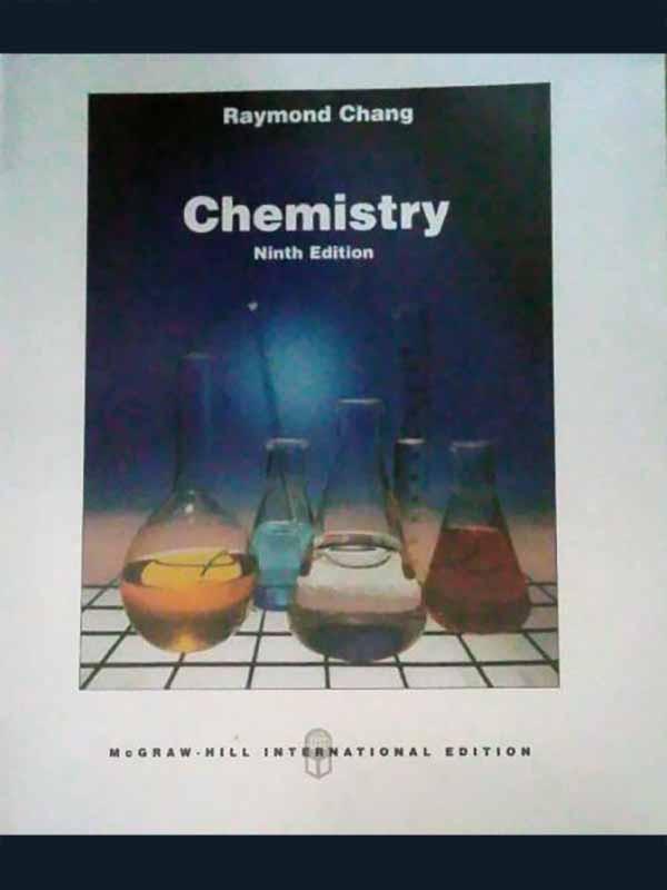 Chemistry 9e/CHANG