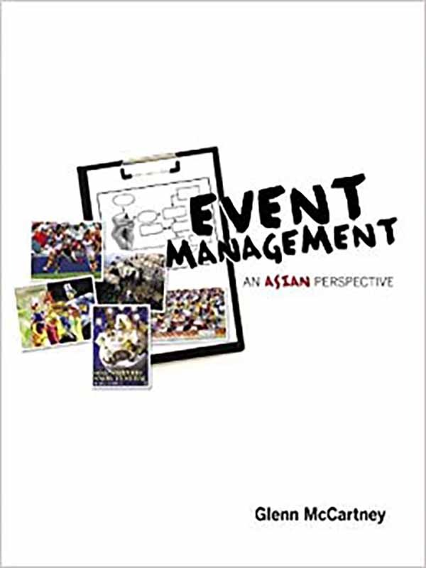 Event Management : an Asian Perspective 1e; 2010/MCCARTNEY