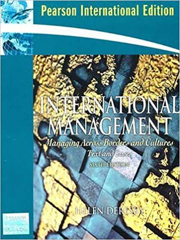 International Management 6e/DERESKY