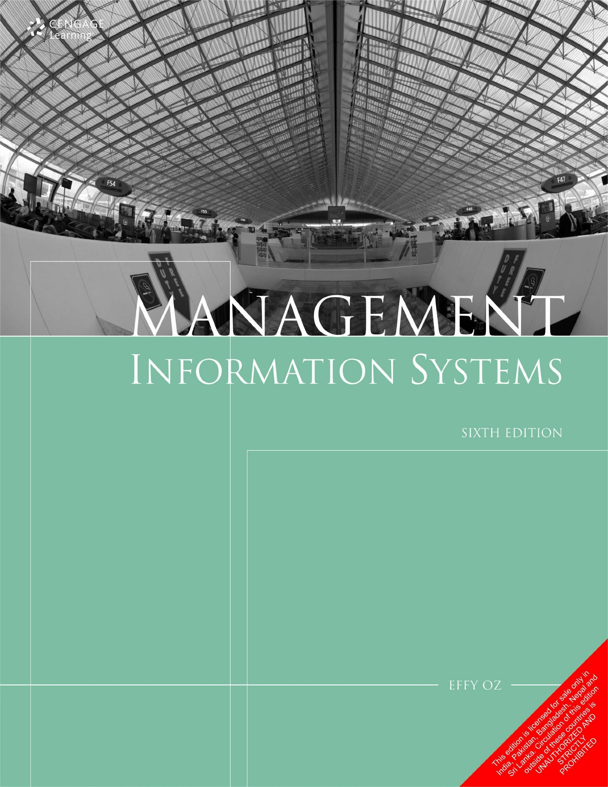 Management Information System 5e/OZ