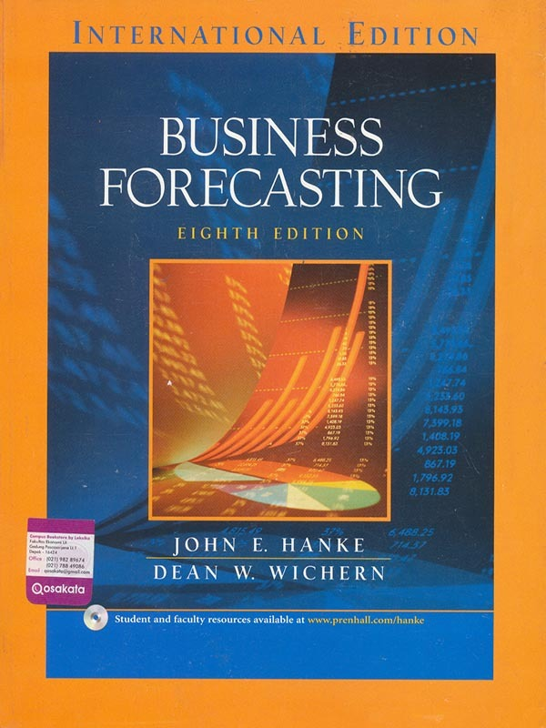 Business Forecasting 8e/HANKE