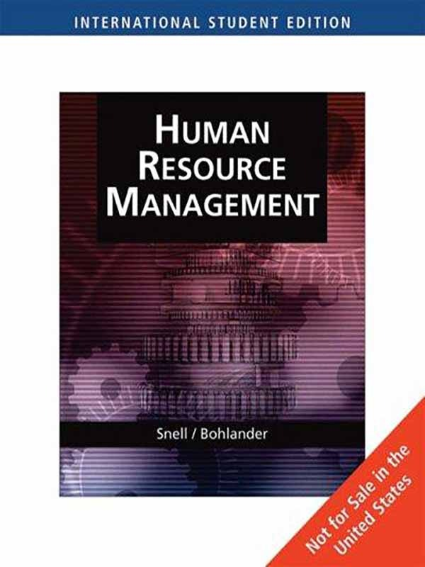 Human Resource Management/SNELL