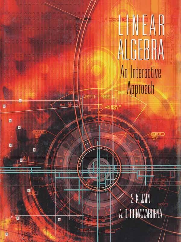 Linear algebra an interactive app 1e/JAIN