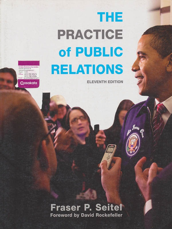 The Practice of Public Relation 11e/SEITTEL