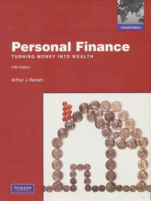 Personal finance 5e/KEOWN