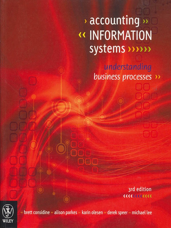 Accounting information systems 3e/CONSIDINE
