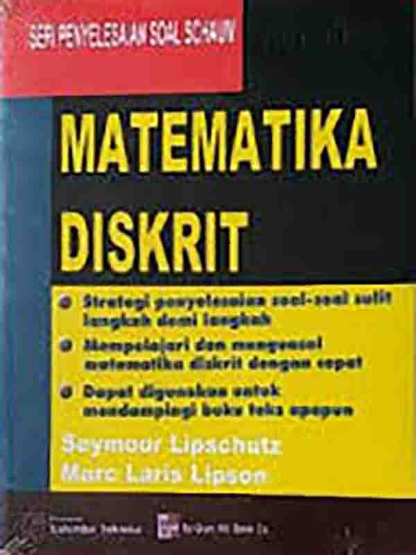 Matematika Diskrit 1/Lipschutz