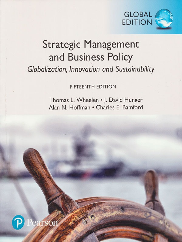 Strategic Management and Business Policy 15e/WHEELEN