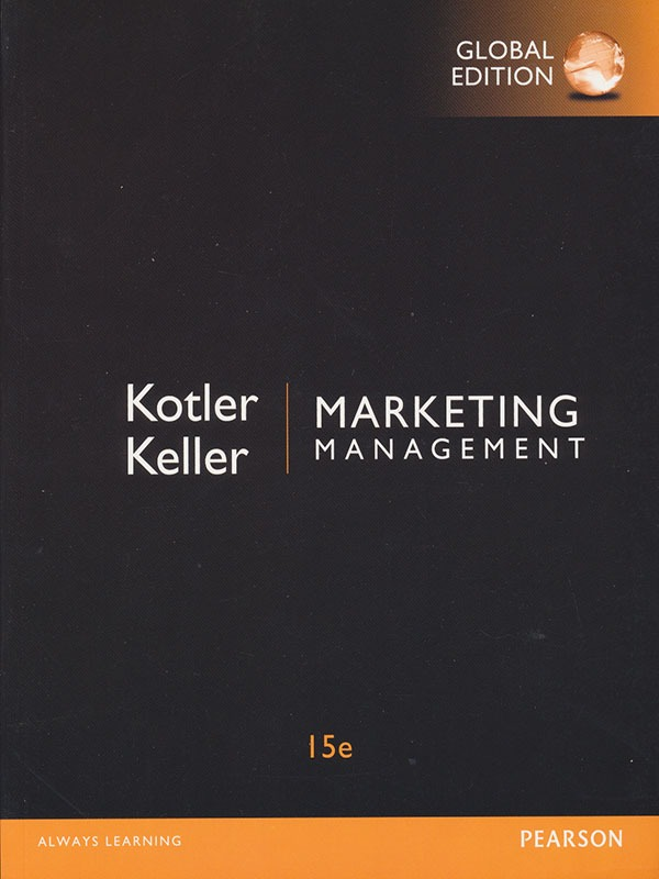 Marketing Management 15e/KOTLER