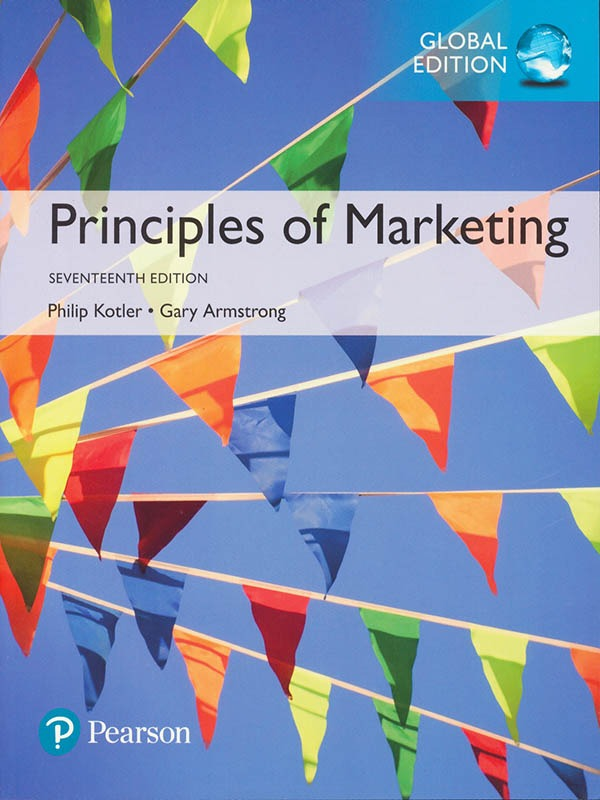 Principles of Marketing 17e/KOTLER