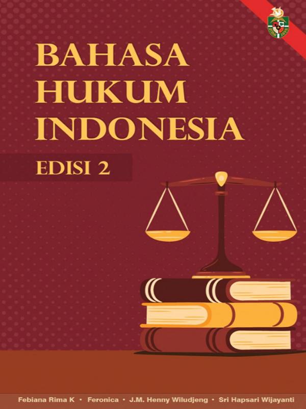 Bahasa Hukum Indonesia edisi 2