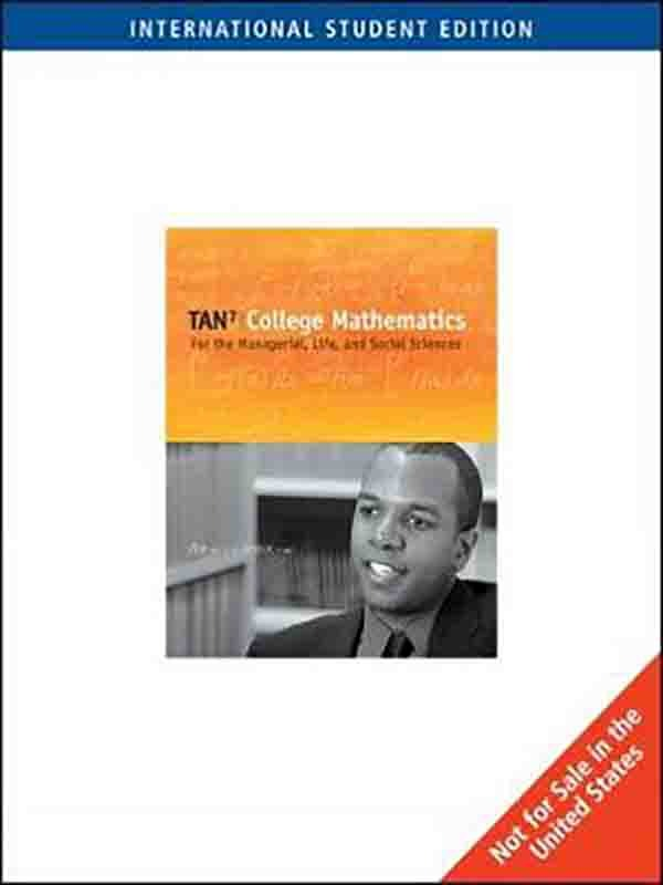 College Mathematics 7e/TAN