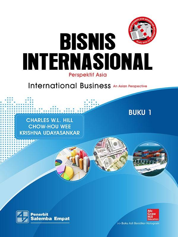 Bisnis Internasional: Perspektif Asia-1/Hill (BUKU SAMPEL)