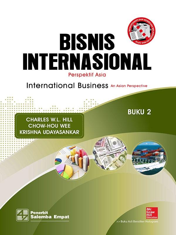 Bisnis Internasional: Perspektif Asia 2/Hill (BUKU SAMPEL)